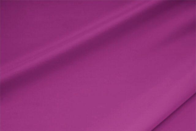 Orchid fuchsia stretch silk crepe de chine fabric for dressmaking