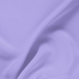 Glicine Purple Silk Drap Plain fabric for Ceremony Dress, Dress, Jacket, Pants, Skirt.