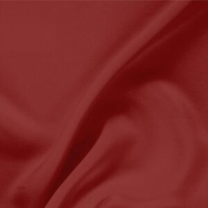 Amaranto Red Silk Drap Plain fabric for Ceremony Dress, Dress, Jacket, Pants, Skirt.