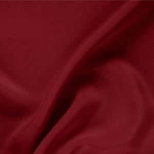 Bordeaux Purple Silk Drap Plain fabric for Ceremony Dress, Dress, Jacket, Pants, Skirt.