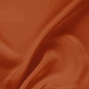 Brick Brown Silk Drap Plain fabric for Ceremony Dress, Dress, Jacket, Pants, Skirt.