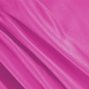 Cyclamen Fuxia Silk Dogaressa Plain fabric for Ceremony Dress, Dress, Jacket, Party dress, Skirt, Underwear.