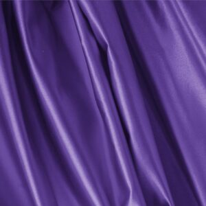 Iris Purple Silk Duchesse Plain fabric for Ceremony Dress, Dress, Jacket, Light Coat, Party dress, Skirt.