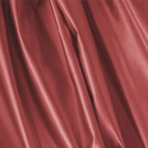 Mattone Brown Silk Duchesse Plain fabric for Ceremony Dress, Dress, Jacket, Light Coat, Party dress, Skirt.