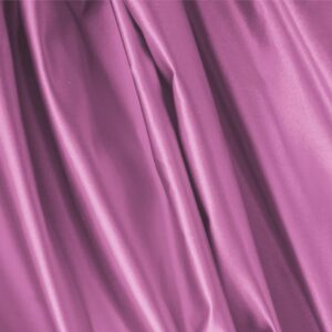 Azalea Pink Silk Duchesse Plain fabric for Ceremony Dress, Dress, Jacket, Light Coat, Party dress, Skirt.