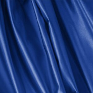 Royale Blue Silk Duchesse Plain fabric for Ceremony Dress, Dress, Jacket, Light Coat, Party dress, Skirt.