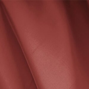 Mattone Brown Silk Faille Plain fabric for Ceremony Dress, Dress, Party dress.