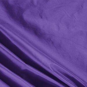 Tissu Uni Taffetas Violet Iris en Soie pour Robe, Robe de cérémonie, Robe de soirée, Veste, Veste-Manteau légère.