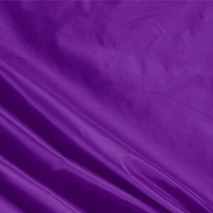 Vescovo Purple Silk Taffeta Plain fabric for Ceremony Dress, Dress, Jacket, Light Coat, Party dress.