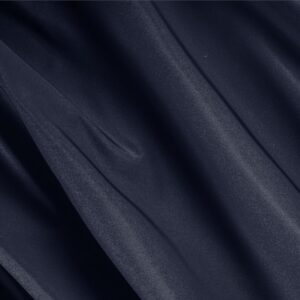 Dark Blue Silk Radzemire Plain fabric for Ceremony Dress, Jacket, Party dress, Skirt.
