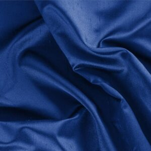 Royal Blue Silk Shantung Satin Plain fabric for Ceremony Dress, Dress, Jacket, Pants, Party dress, Skirt.