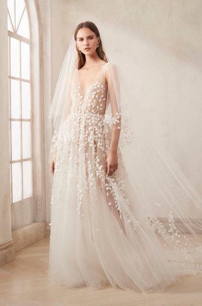 Oscar de la Renta Bridal Fall 2020