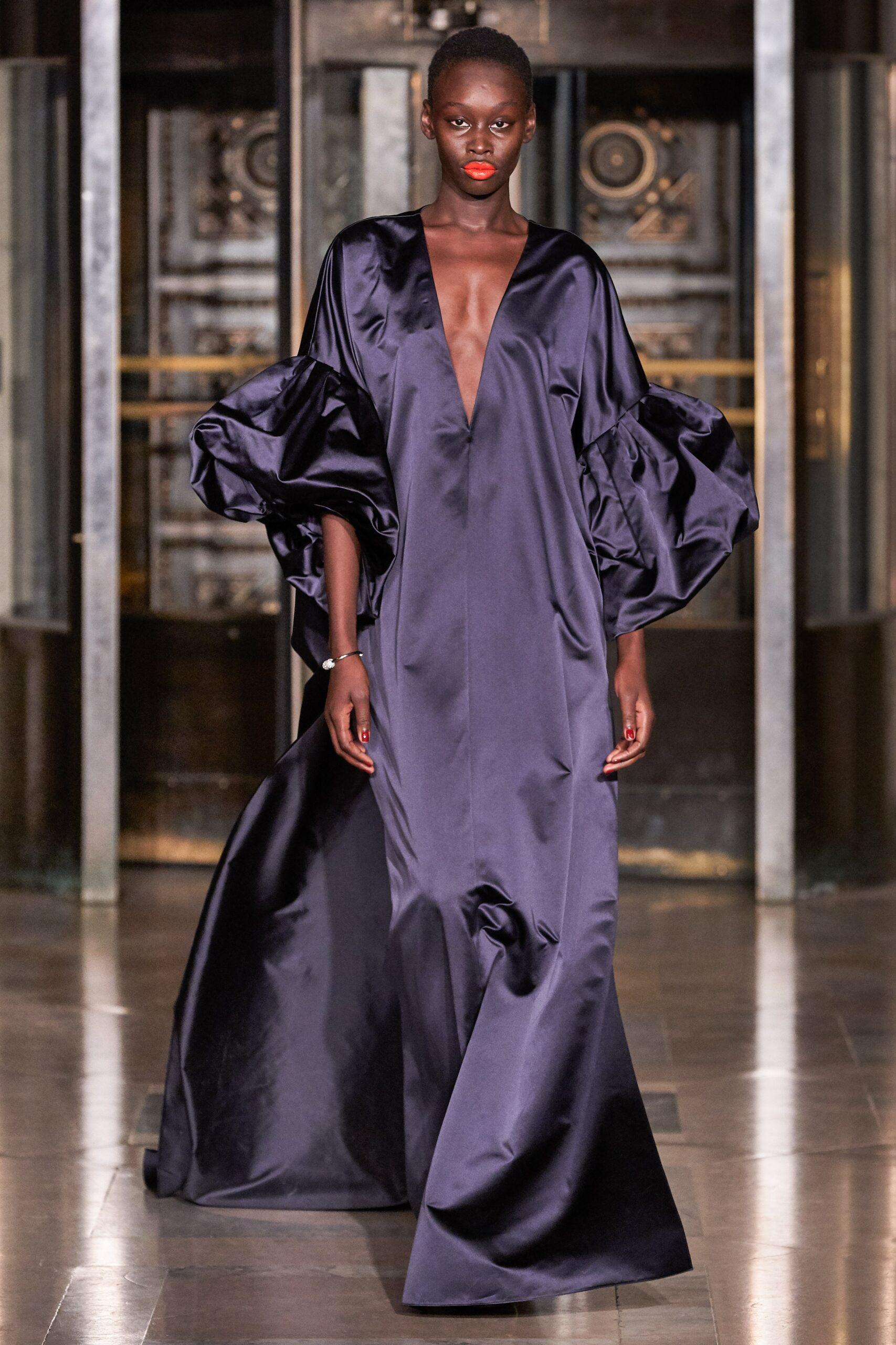 Oscar de la Renta Fall 2020 ready-to-wear