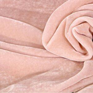 Tessuto Velluto Rosa in per Abito, Camicia, Gonna, Pantalone.