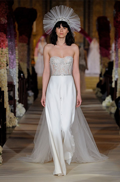Reem Acra Bridal Spring 2020