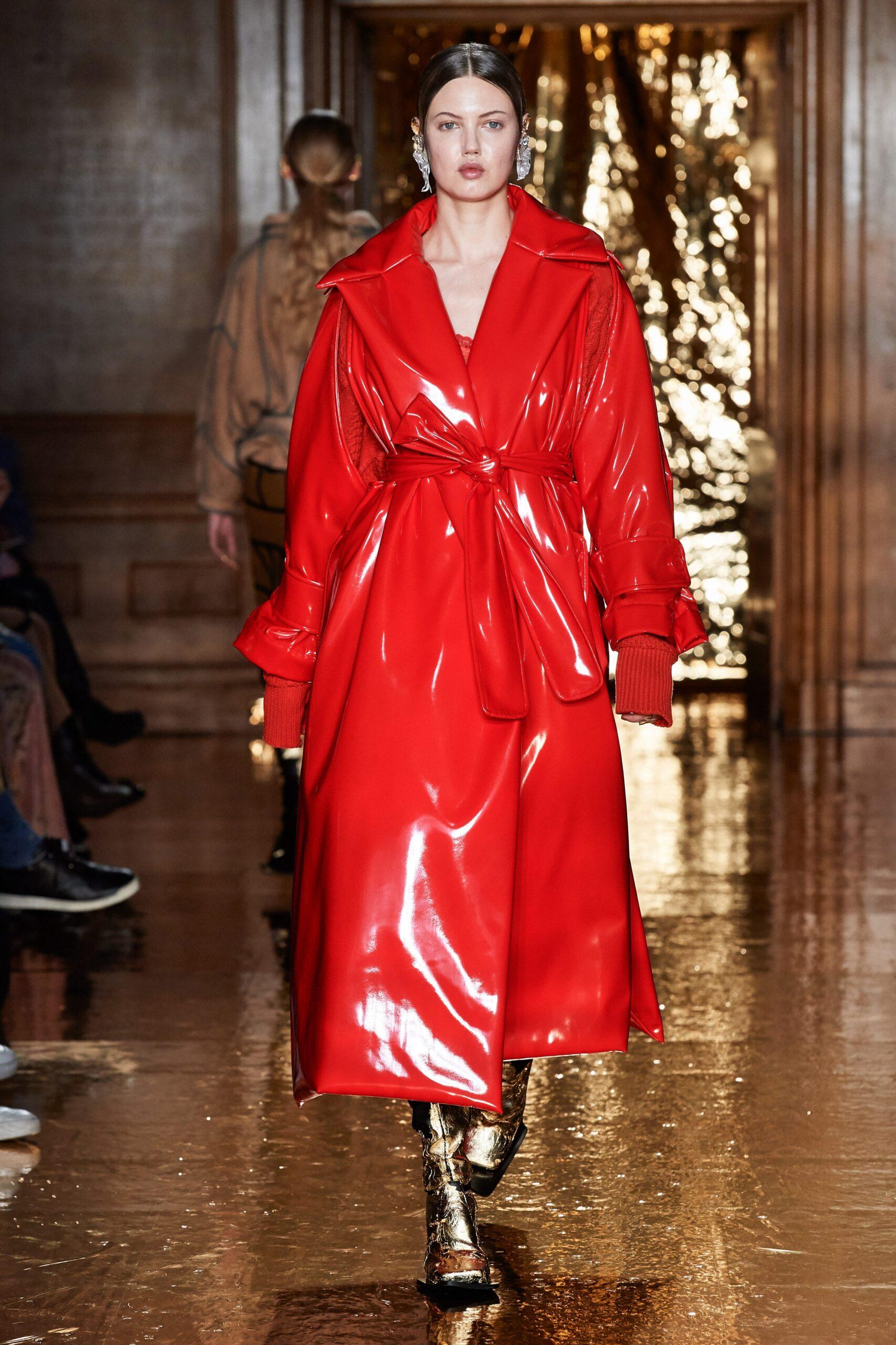 Preen by Thornton Bregazzi Fall 2020 ready-to-wear