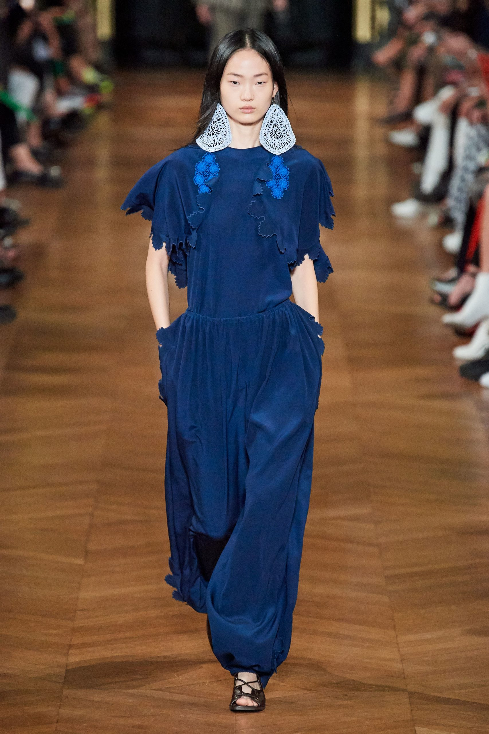 classic Blue - Stella McCartney Ready-to-Wear Spring 2020