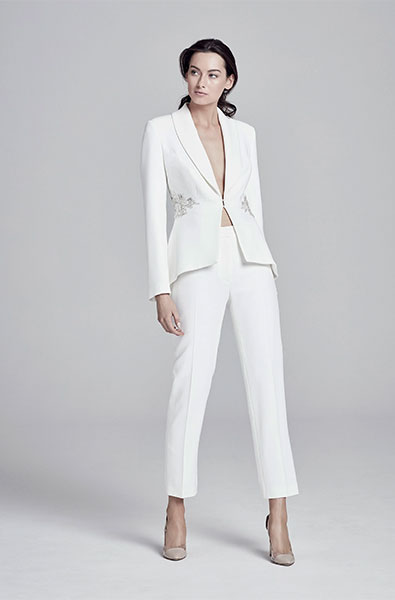 Suzanne Neville Bridal Spring 2020