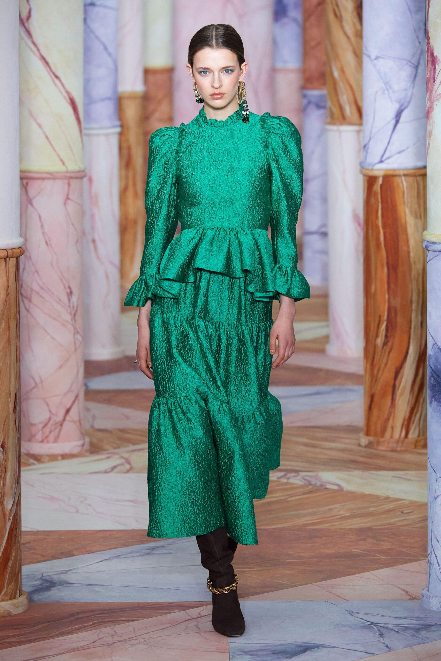 Ulla Johnson Fall 2020 ready-to-wear