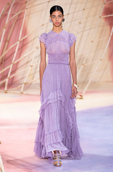 Lavender - Ulla Johnson Ready-to-Wear Spring 2020