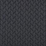 Tissu Chevronn P02-01 Bleu, Gris