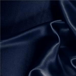 Crepe Satin Navy