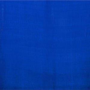 Velours de soie et viscose Bleu pour habillement