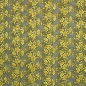 Tissu Rebrode 001 Jaune en Polyester