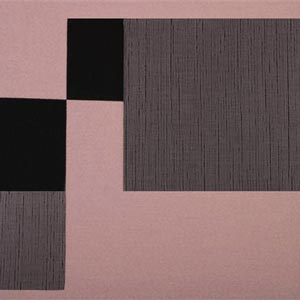 Beige, Black, Gray Wool-blend coating Fabric