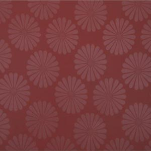 Pink Silk Floral Fabric for Dressmaking