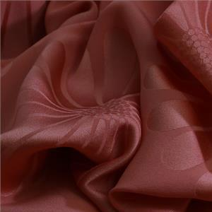 Pink Silk Flowers fabric for Dress, Shirt.