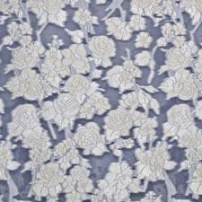 Purple Fiore Cloque' Organza Coupe' M1-800 Fabric