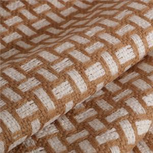 Beige, White Wool Geometric Bouclé/Weave/Tweed fabric for Dress, Jacket.