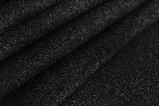 Black Panno 000902 Coating Fabric