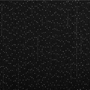 Black, Silver Intreccio Ar-900 Weaved Wool-blend Fabric
