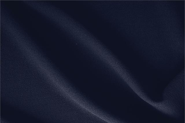 Buy online our clothing and fashion fabric Wool Crêpe Blue Notte, Made in Italy. - new tess