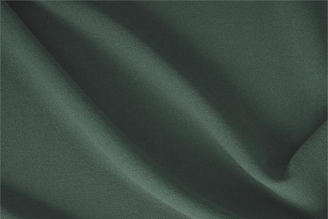 Buy online our clothing and fashion fabric 'Ottanio' Green  Wool Crêpe, Made in Italy. - new tess