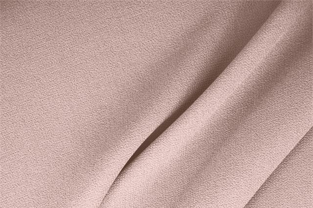 Buy online our clothing and fashion fabric 'Confetto' Pink  Wool Double Crêpe, Made in Italy. - new tess