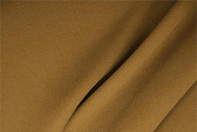 Buy online our clothing and fashion fabric 'Legno' Brown  Wool Double Crêpe, Made in Italy. - new tess