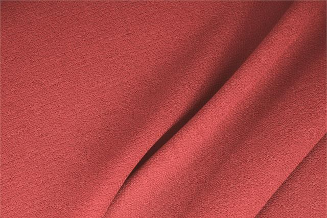 Buy online our clothing and fashion fabric 'Geranio' Pink  Wool Double Crêpe, Made in Italy. - new tess