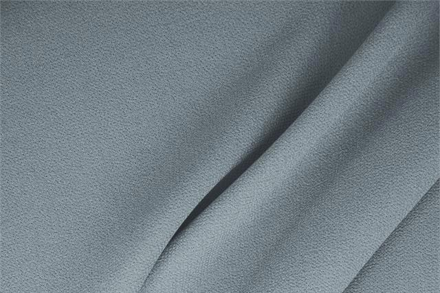 Buy online our clothing and fashion fabric 'Lichene' Gray  Wool Double Crêpe, Made in Italy. - new tess