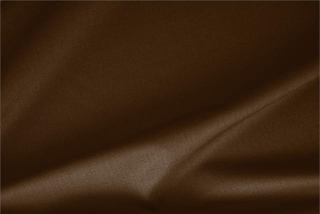 Buy online our clothing and fashion fabric 'Tasso' Brown Stretch, Wool Gabardine Stretch, Made in Italy. - new tess