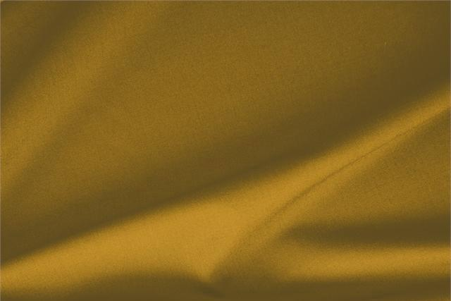 Buy online our clothing and fashion fabric Gabardine Stretch Yellow Ocra, Made in Italy. - new tess
