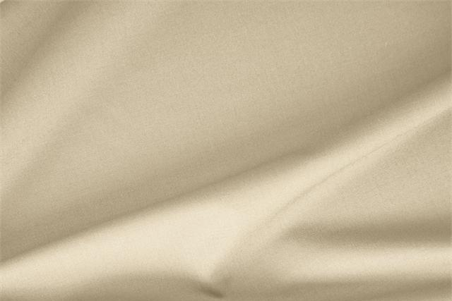Buy online our clothing and fashion fabric 'Latte' White Stretch, Wool Gabardine Stretch, Made in Italy. - new tess