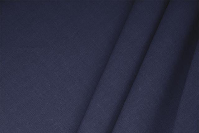 Buy online our clothing and fashion fabric 'Jeans' Blue  Linen Blend, Made in Italy. - new tess
