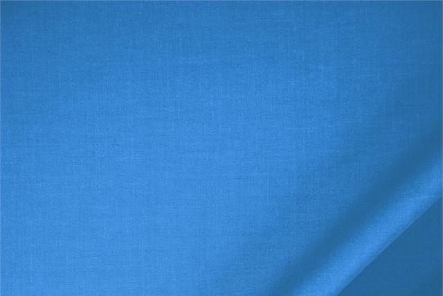 Buy online our clothing and fashion fabric Linen Blend Blue Oceano, Made in Italy. - new tess