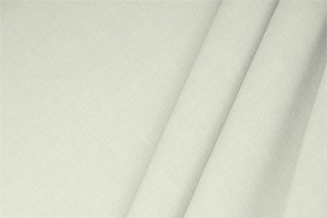 Buy online our clothing and fashion fabric 'Menta' Blue  Linen Blend, Made in Italy. - new tess