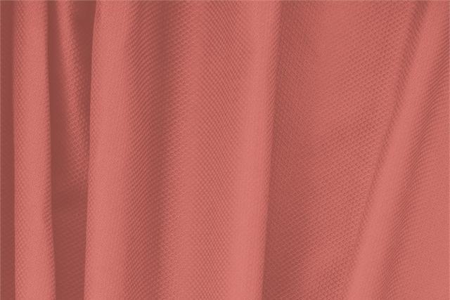 Achetez notre tissu pour habillement, haute couture et mode Piquet Stretch Rose 'Geranio' en Coton, Stretch, Made in Italy. - new tess