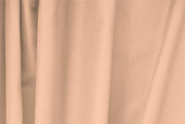 Buy online our clothing and fashion fabric 'Fard' Pink Cotton, Stretch Piquet Stretch, Made in Italy. - new tess