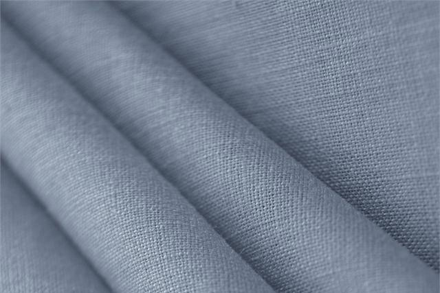 Buy online our clothing and fashion fabric 'Avio' Gray  Linen Canvas, Made in Italy. - new tess